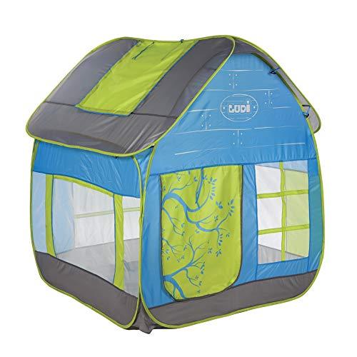 LUDI - 5210 - Tienda para jardín con diseño de cabaña