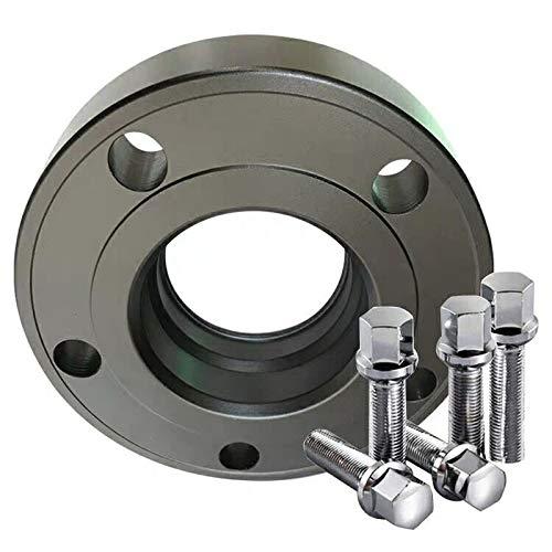 Separadores De Ruedas Spacers de rueda Traje de ajuste de uso para automóvil Fit Use For Audi Kit 5x100 / 5x112 CB: 57.1 A1 / A2 / A3 / A4 (B5, B6, B7) / A6 (C4, C5, C6) / A8 (4E) Separadores Ruedas