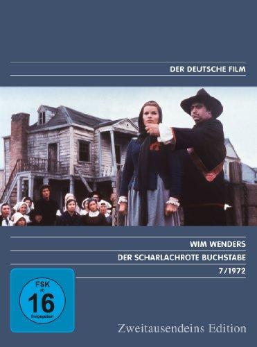 Der scharlachrote Buchstabe - Zweitausendeins Edition Deutscher Film 7/1972.