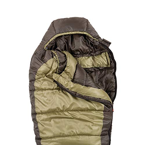 【Colemanコールマン】★大人用寝袋(マミー型)緑-18度まで対応★sleepingbagMummyStyle
