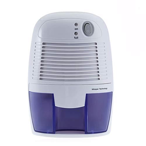 Fantastic Prices! Doodutiy Mini Dehumidifier Home Portable 500ml Moisture Absorbing Air Dryer Air de...