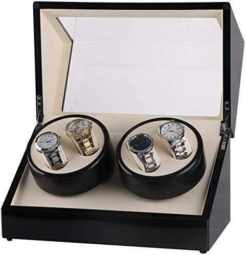 Horloge Gift Winder Automatische Winder 4+0 Rolex Ultra Rustige Motor Box High-end Table Shaker Box, 34 * 18 * 20CM