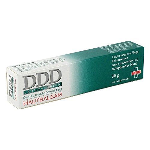DDD Hautbalsam Dermatologische Spezialpflege