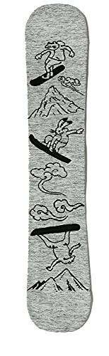eb's MAKIMONO スノーボード ニットケース KNIT COVER 4100309 スノボ ソールカバー エビス (ML)
