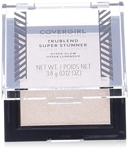 COVERGIRL TruBlend Super Stunner Hyper-Glow Highlighter, Pearl Crush