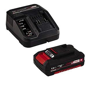 Einhell Akkuschrauber TC-CD 18/35 Li Kit Power X-Change (Li-Ion, 18 V, 550 min.-1, 35 Nm, 10 mm Bohrfutter, inkl. 1,5 Ah PXC-Akku und Ladegerät, Aufbewahrungskarton)