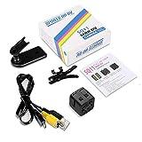 DBSUFV SQ11 Práctica Mini Micro Cámara Dice Video Night 960P Videocámara Sensor de Movimiento Monitores de cámara DV al Aire Libre