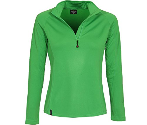 Bergson Damen Micromesh-Rolli Pearl, Classic Green [210], 38 - Damen