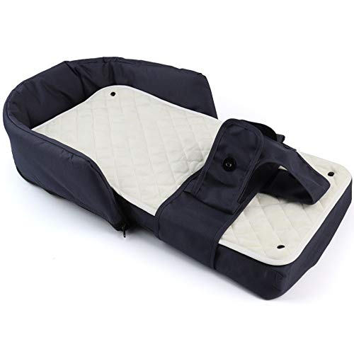 Purchase George zhang Foldable Crib Multi-Function Newborn Diaper Table Portable Sleeping Basket Bab...
