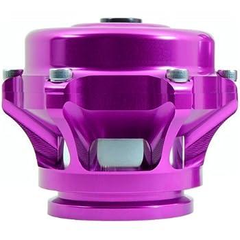 TiAL Q Blow Off Valve - 10 psi (un-painted) spring, Purple Body, Aluminum Flange