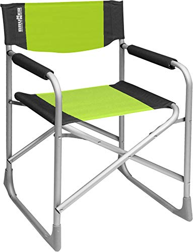 Brunner stoel Regista Captain groen/zwart