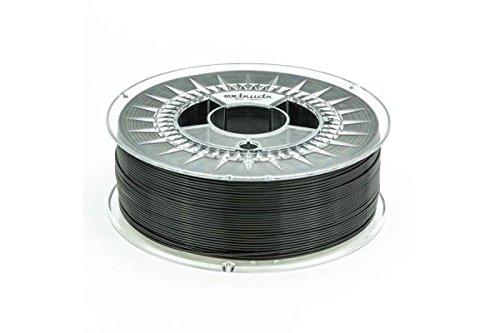 extrudr PETG ø1.75mm (1.1kg) 3D printer filament, (RGB 000:000:000)'BLACK - Made in EU at a fair price!