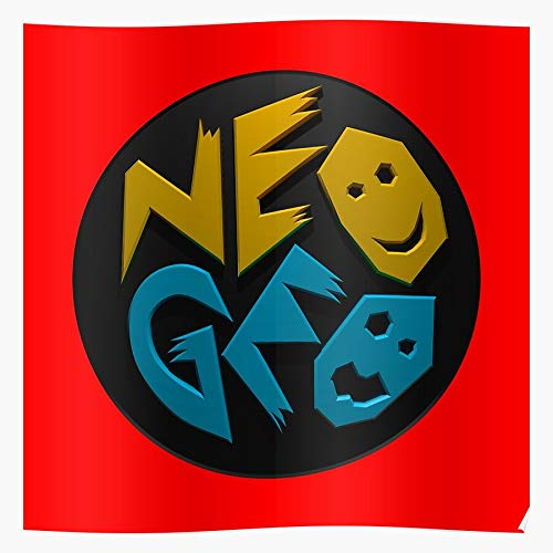 Arcade Neogeo Retro 16Bit Geo 24Bit Console Neo 1990S Regalo para la...