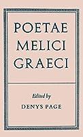 Poetae Melici Graeci (Oxford Reprints S)
