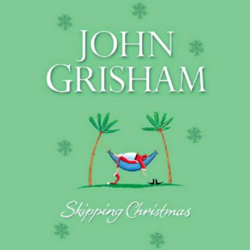 Skipping Christmas audiobook cover art