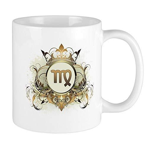 CafePress - Jungfrau Tasse - Einzigartige Kaffeetasse, Kaffeetasse, Teetasse