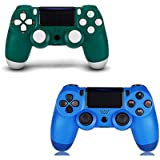 2 Pack Controller for PS4,Wireless Controller...