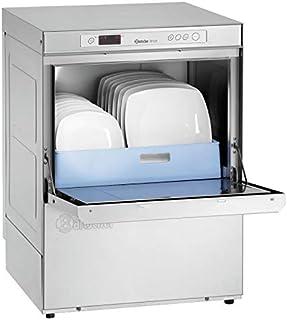 Lave vaisselle professionnel avec adoucisseur - 50x50 cm - 5,06 kW - Bartscher