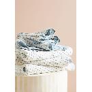 Dotted Jacquard Bath Towel | Anthropologie