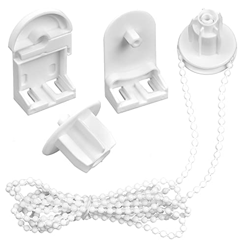 Accessori per tende veneziane, corda per tende veneziane, accessori per tende a rullo bianche, accessori in plastica per tende alla veneziana
