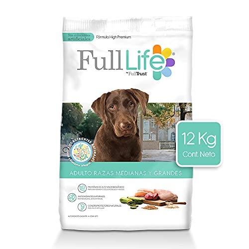 alimento para perro ganador premium adulto fabricante Full Life