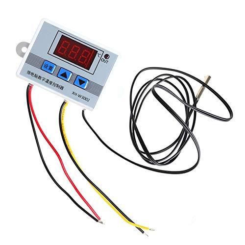 Peanutaso Controlador de Temperatura LED Digital Inteligente...
