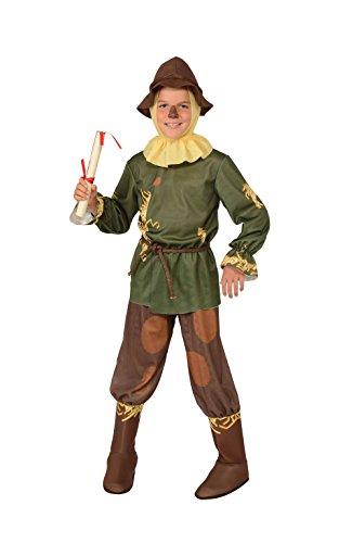 Rubies - Disfraz infantil, diseño de espantapájaros del Mago de Oz, talla pequeña