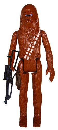 STAR Wars Vintage Action Figure CHEWBACCA 1977 Kenner giocattolo