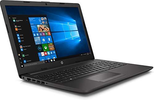 HP 250 G7 - Core i3 8130U / 2.2 GHz - Win 10 Familiale 64 bits - 4 Go RAM - 1 To HDD - graveur de DVD - 15.6' 1366 x 768 (HD) - HD Graphics 620 - Bluetooth - cendres argent sombre - clavier : Français