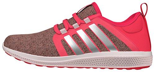 adidas Fresh Bounce W, Zapatillas de Running Mujer, Rojo (Rojimp/Plamet/Rolhal), 40