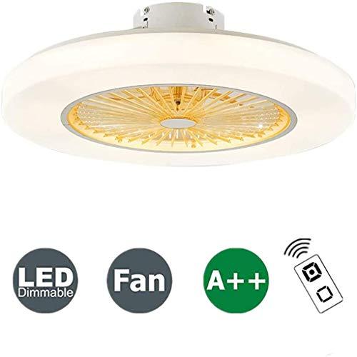 LKSS Ceiling Fan with Lighting,LED Fan Ceiling...