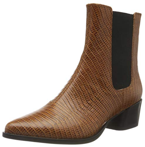 Vagabond Damen Lara Chelsea Boots, Braun (Cognac 27), 38 EU