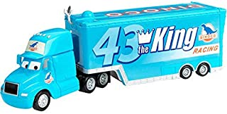 Disney/Pixar Cars, Exclusive Die-Cast Vehicle, Gray Hauler, 1:55 Scale