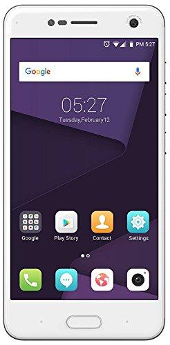 ZTE Blade V8 Smartphone (13,2 cm (5,2 Zoll) Bildschirm, 32 GB Speicher, Android 7.0) Gold