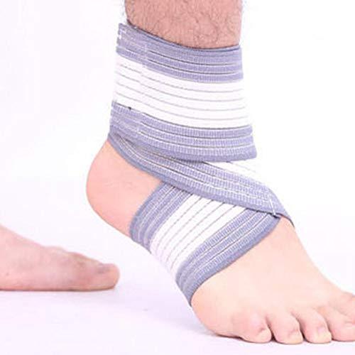 iShiné Bende Elastiche Protezioni alla Caviglia Equitazione Alpinismo Compressione Caviglia Compressione