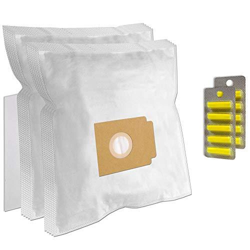 PakTrade SPARSET - 10 Duftstäbchen + 10 Staubsaugerbeutel geeignet für EIO Pro Nature Eco+, EIO Vivo 1600, EIO Vivo Serie, EIO Topo 1800, EIO Topo Eco 1600, EIO Villa 1000, EIO Eco 2