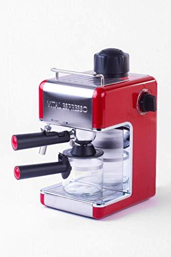 Cafetera Italiana Espresso 4 Tazas emulsionador leche
