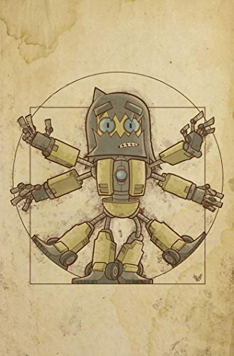 Robot's Tale: A Dance Gavin Dance Graphic Novel
