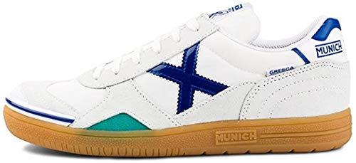 Munich Munich Unisex-Erwachsene Continental Fitnessschuhe, Braun (Blanco 821), 45 EU