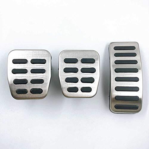 DANDELG Pedal de Coche, Apto para Volkswagen Pola/Polo/Jetta/Lavida/Skoda