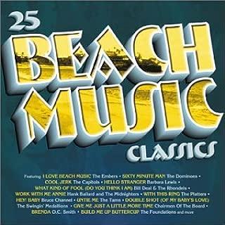 25 Beach Music Classics