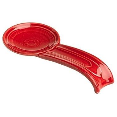 Fiesta 8-Inch Spoon Rest, Scarlet