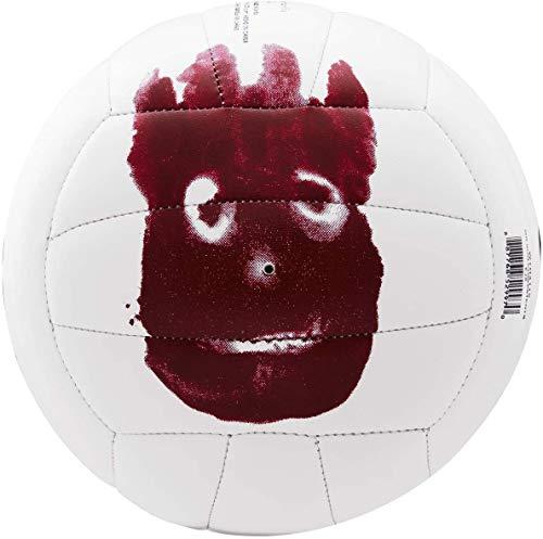WILSON DEFL Cast Away Volleyball Ball (5, white)