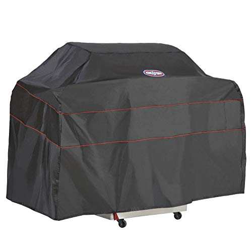 KINGSFORD Black Gas Grill Cover, Large