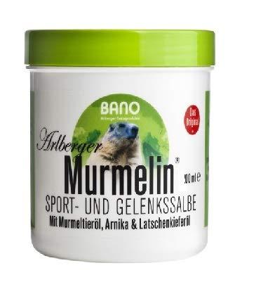 Bano Murmelin unguento 100 ml