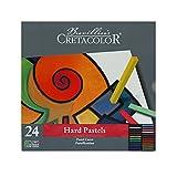 Cretacolor Carré Pastel Set, Set of 24, Multi
