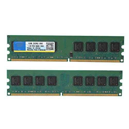 Kafuty Módulo de Memoria DDR2 de 1GB 800MHz 240PIN 1GB de RAM...