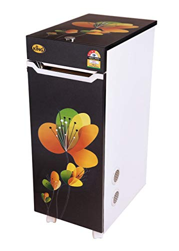 King Smart Green Flower Automatic Flour Mill for Kitchen
