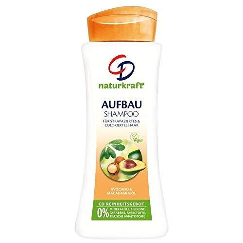 CD Naturkraft Shampoo Aufbau 250ml*