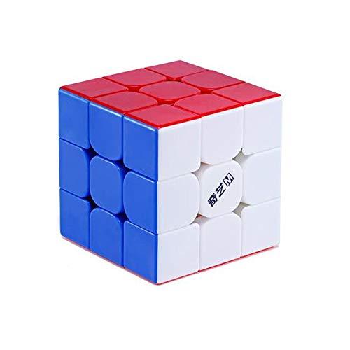 Qiyi MS 3X3 magnético speedcube- Stickerless